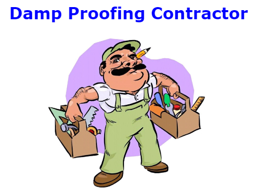 Damp Proofing Contractor