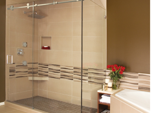 Shower-Waterproofing